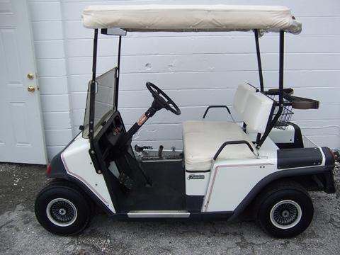 1988 ez go golf cart manual